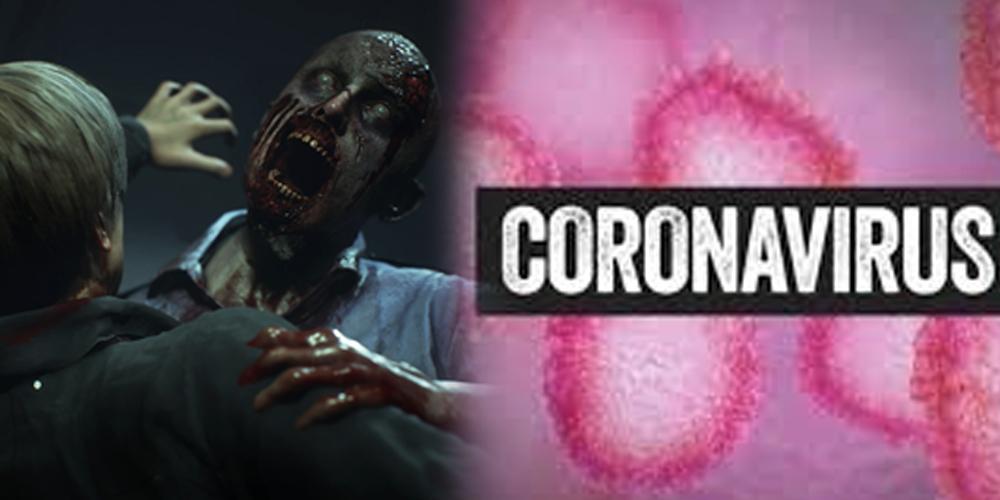 meme resident evil coronavirus