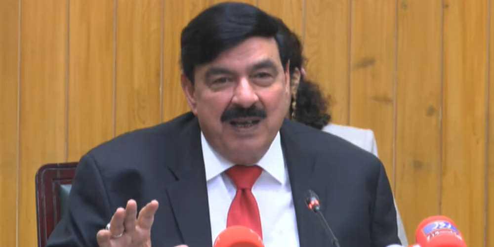 Be like Bhutto not like Zardari, Sheikh Rasheed suggests