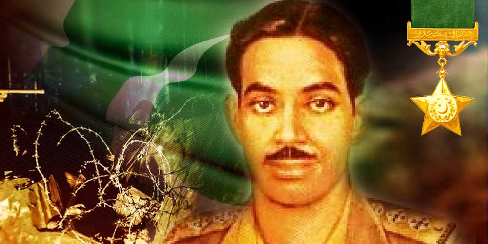 Image result for raja muhammad sarwar shaheed