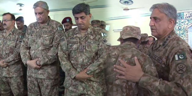 COAS celebrates Eid at LoC