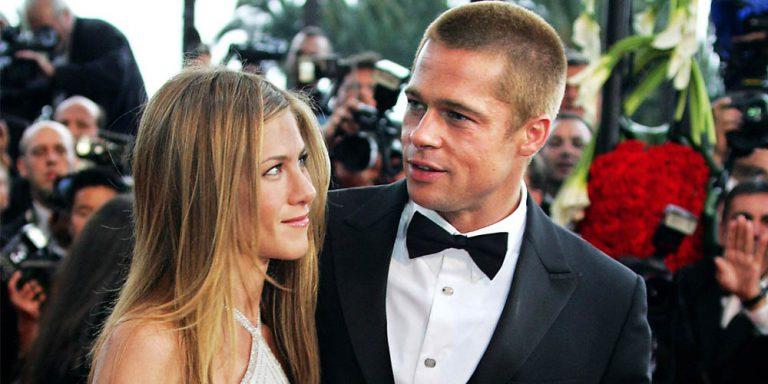 Jennifer Aniston back with brad pitt