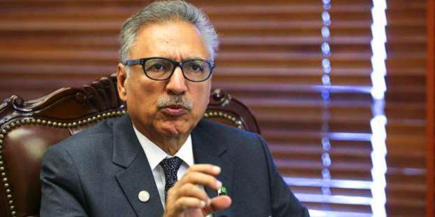 President Arif Alvi