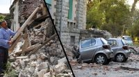 5.6 magnitude earthquake hits Albania