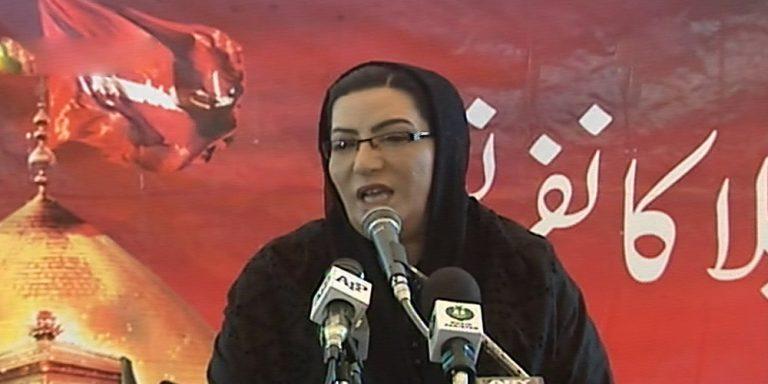 Firdous Ashiq addresses Shuhad e Karbala conference today