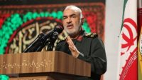 The chief of Iran's elite Islamic Revolutionary Guard Corps (IRGC)