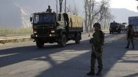 crippled Indian Occupied Kashmir