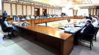 Imran Khan addresses federal cabinet meeting today