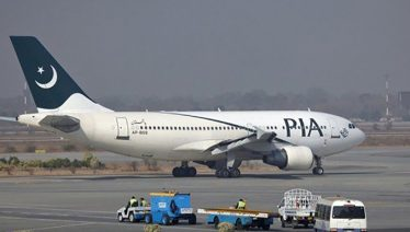 PIA operated 46 flights without passengers