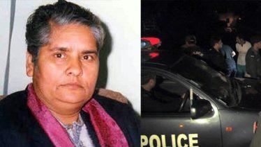 Parveen Sikander's killer arrested