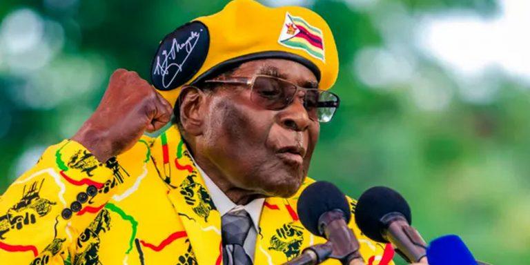 Zimbabwe ex-president dies at 95