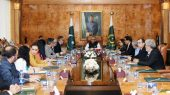 President meets Turkish delegation on Friday