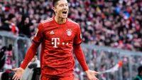 Lewandowski makes tremendous history with 4 goals in 15 minutes