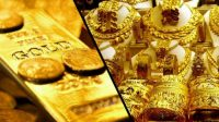 Gold prices surge