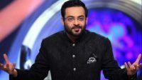 Amir Liaquat's 'Owsum' sweatshirt sets fire on social media