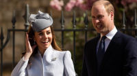 Kate Middleton with twins on the way