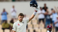 Joe Root scores double century in second Test against NZ
