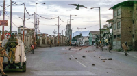 Strict lockdown in Kashmir Valley enters day 123