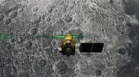 NASA photos show the remains of Vikram lander