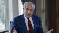 Zalmay Khalilzad in Kabul for amelioration of talks