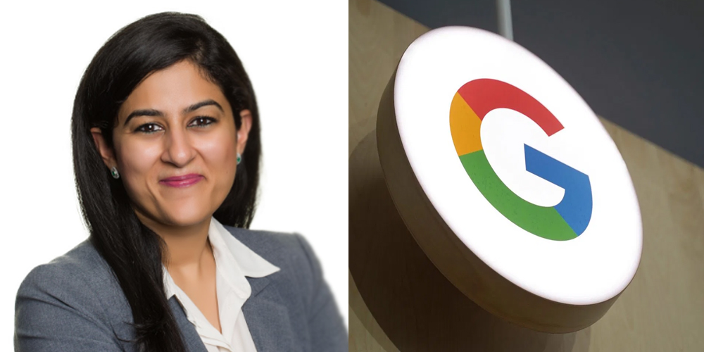 Image result for Tania Aidrus quits google executive job to lead Digital Pakistan