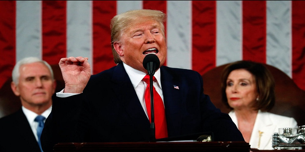 Coronavirus-Trump claims to have 'total' power to lift lockdown