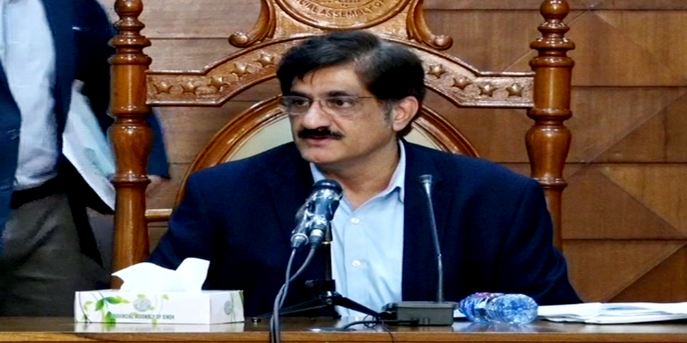 Chief Minister Sindh