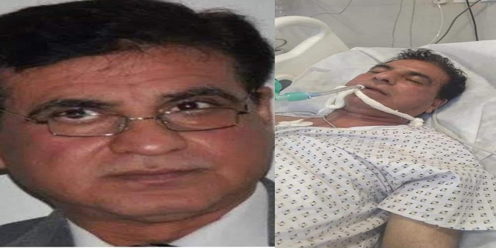 Senior doctor dies due to coronaviurs today