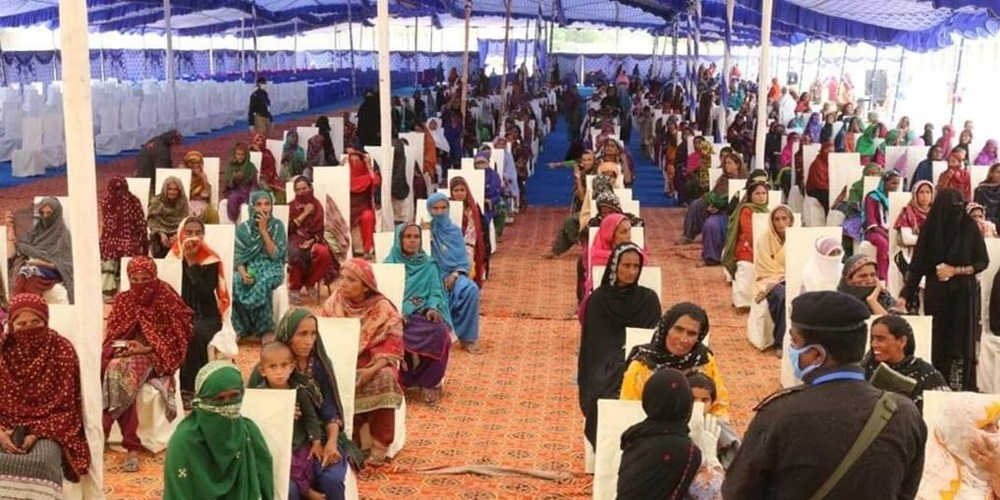 Rs. 44.194 billion disburse to 3.682 million families in seven days, Dr Sania Nishter