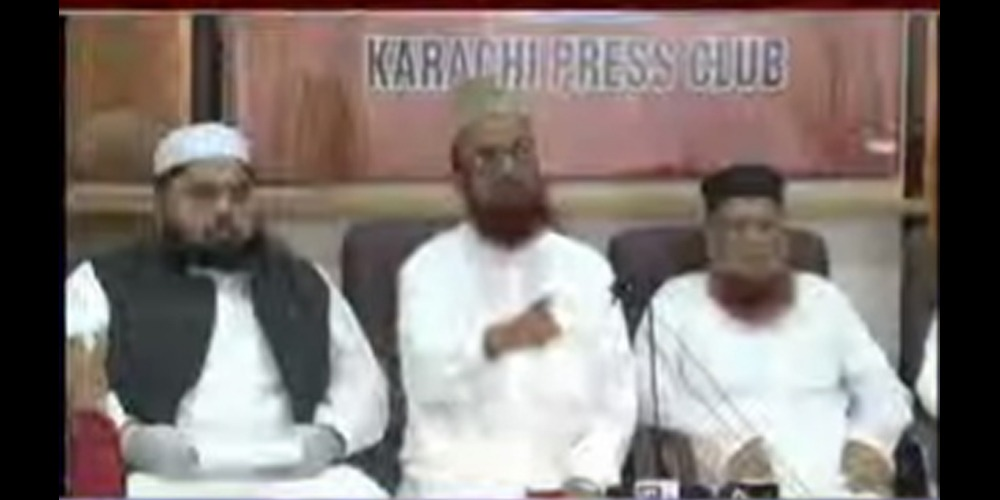 Mufti Muneeb announces to open mosques from today despite lockdown