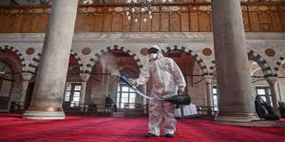 Coronavirus worldwide-Saudi Arabia to suspend Taraweeh Prayers